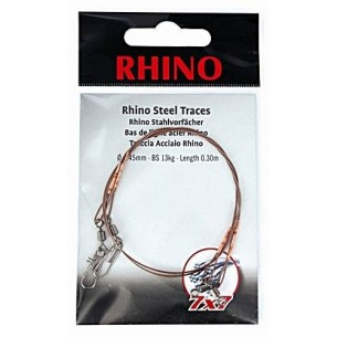 CAVETTI RHINO STEEL TRACES 13 KG